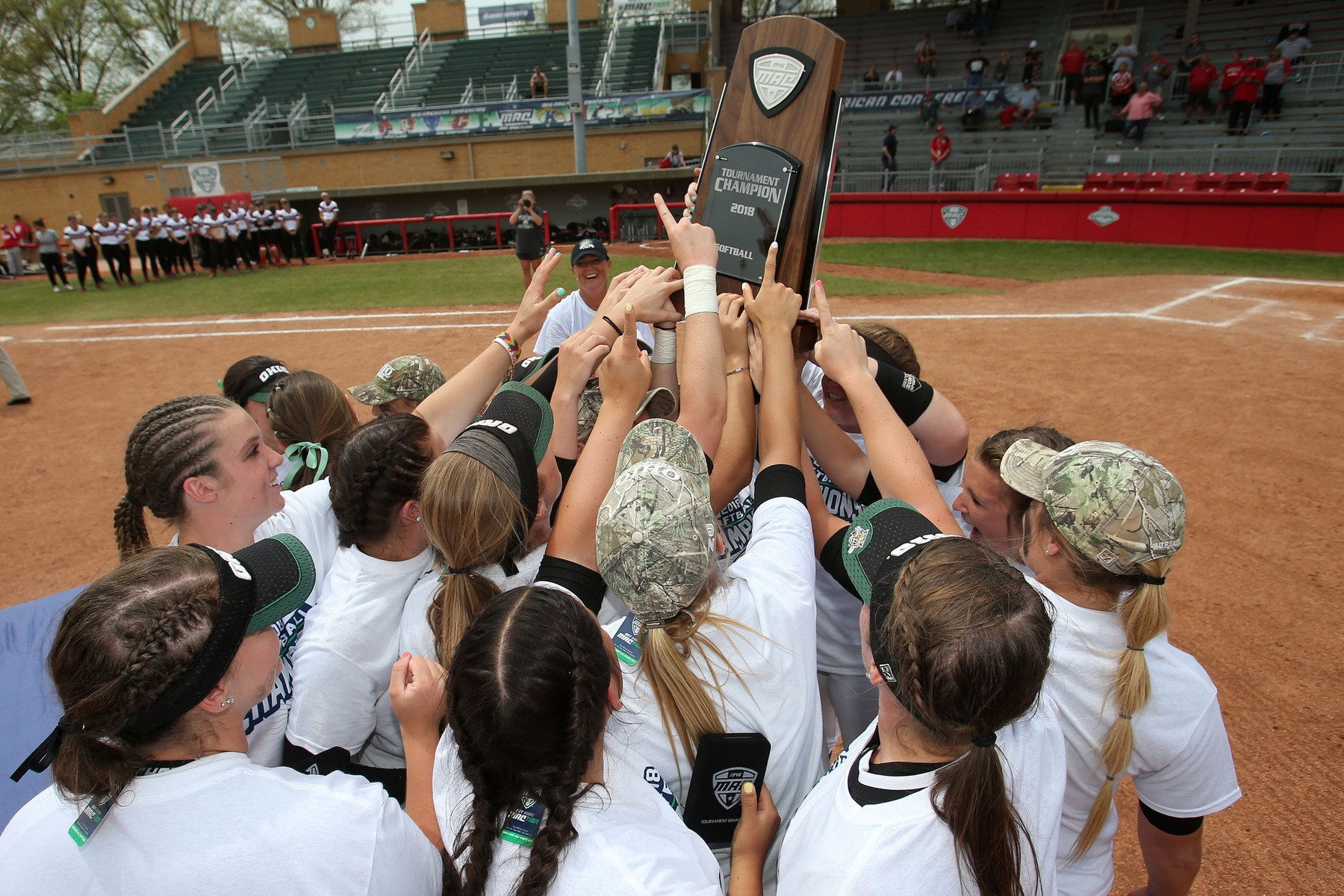 Ohio Softball Heads to Knoxville for NCAA Regionals
