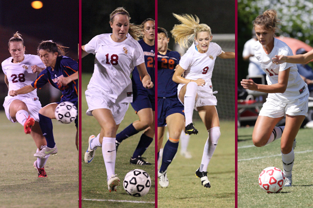 Tweedy, Shove, Ullman, Sylvester Each Named To Scholar All-West Region Team