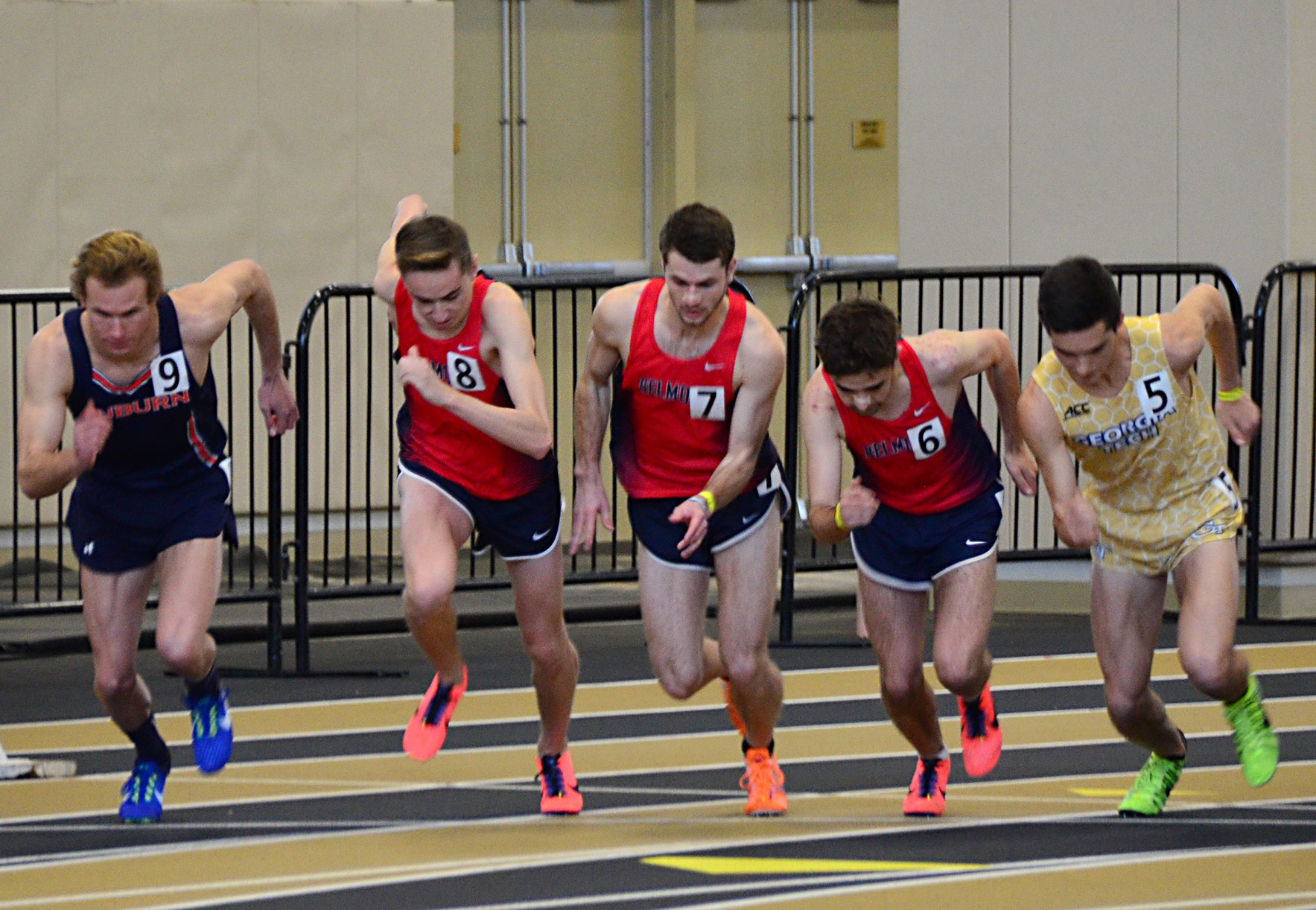 Samford Invite track meet preview