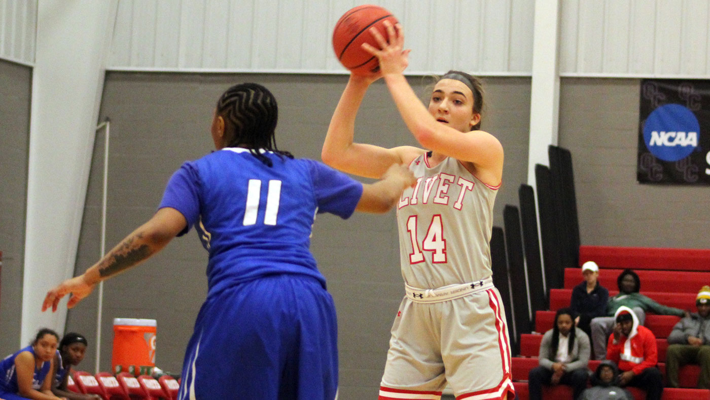 Women's basketball team comes up short against Finlandia, 77-74
