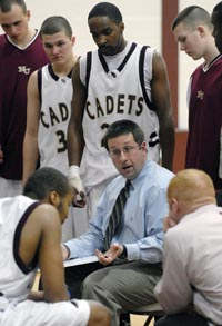 Men's Basketball: Norwich Set For 2007-08 Season