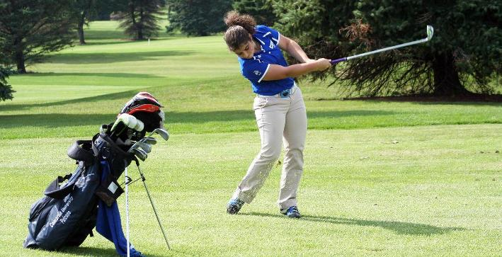 Women's Golf increases lead at NACC Championship