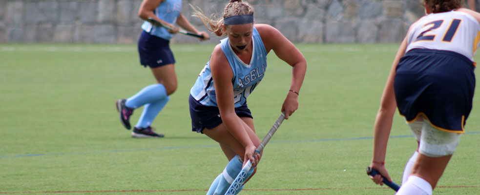 Field Hockey Extends Win Streak to Four with 6-0 Win at Elms