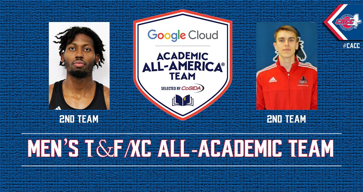 HFU's Augustin & Dominican's Zigic Earn Second-Team Academic All-America Honors from Google Cloud/CoSIDA