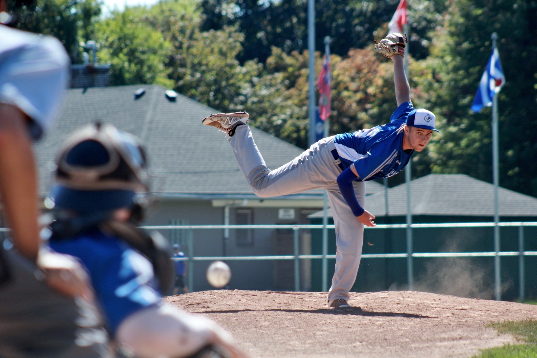 MUCH-IMPROVED HUSKIES BASEBALL SET TO CELEBRATE SENIORS AGAINST DURHAM