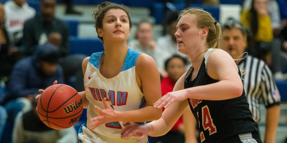 Women's Basketball Drops Conference Tilt at Allegheny