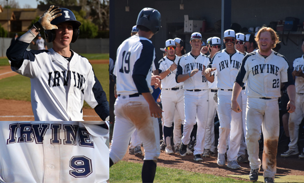 No. 9 Story of the Year - Baseball team pushes for the playoffs