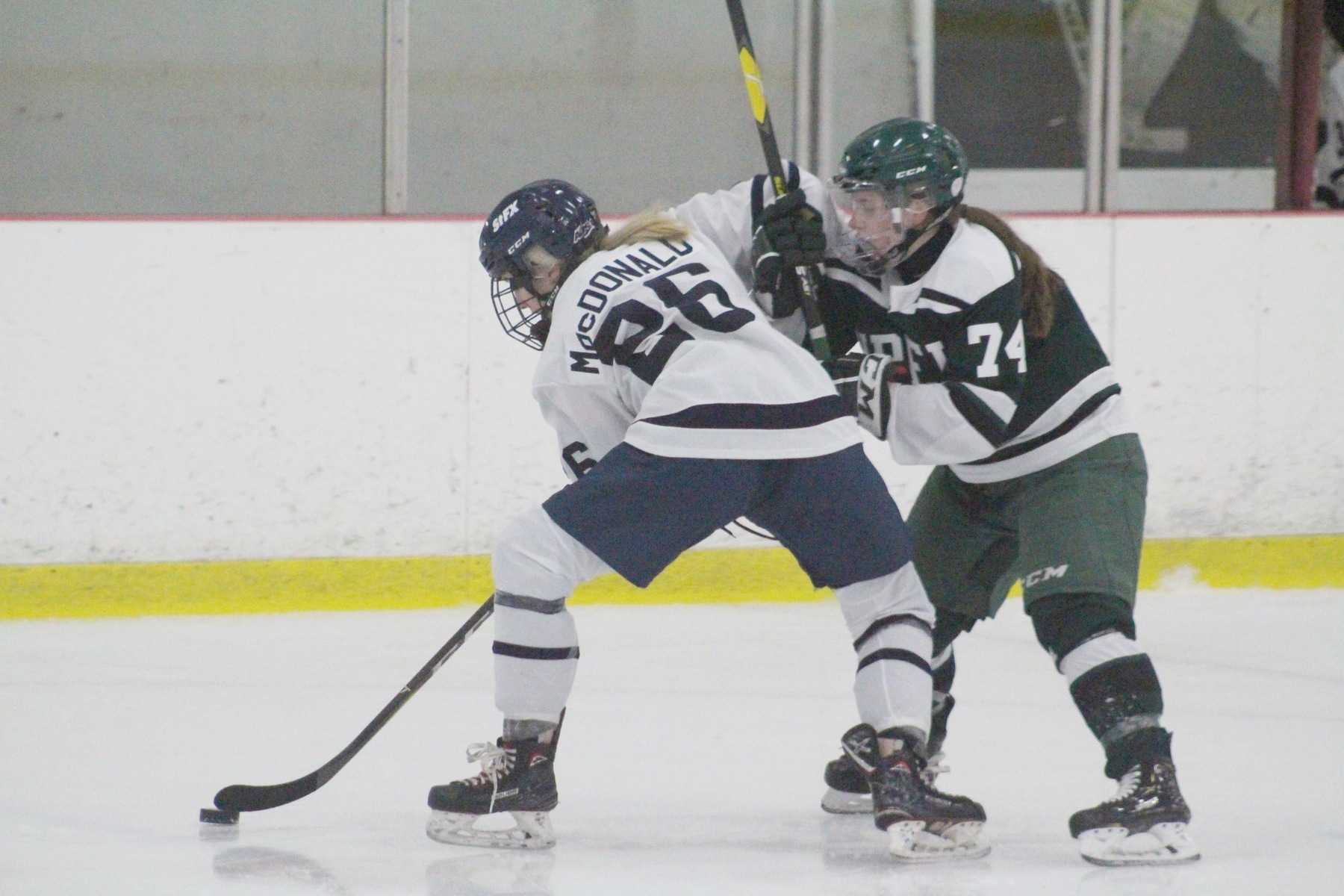 Panthers open playoffs on the road after 2-1 loss to St. FX