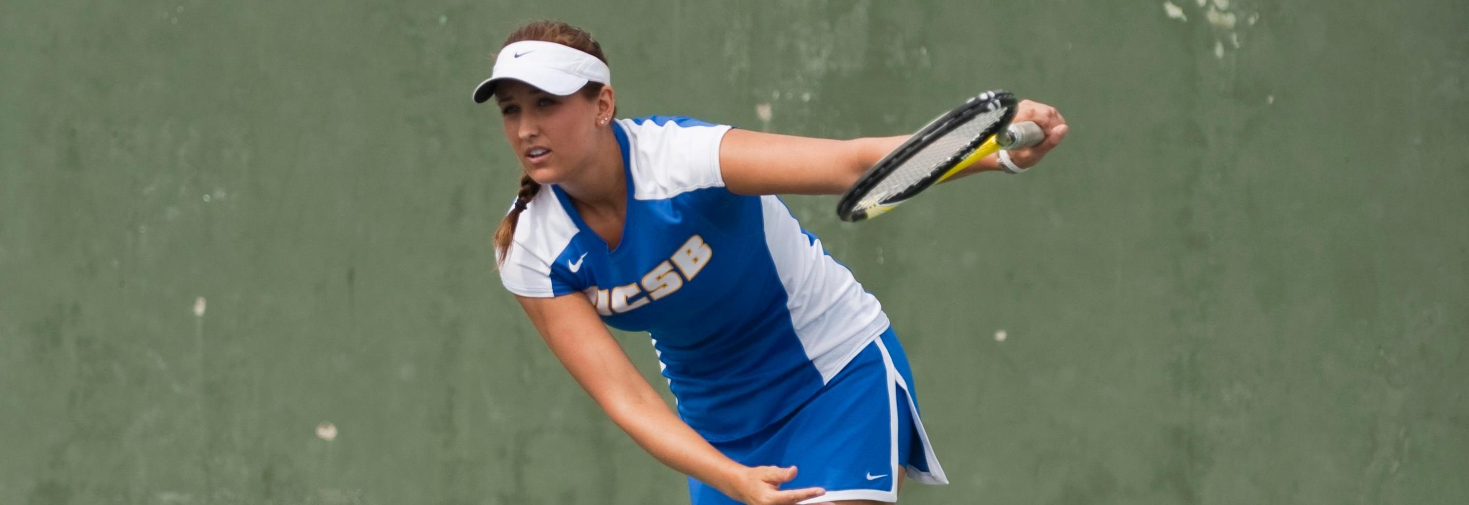 Gauchos Qualify for 2012 ITA National Kick-Off Weekend