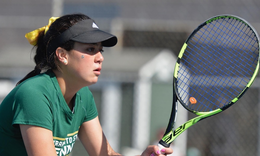 WOMEN'S TENNIS WINS IN FINAL MATCH, 4-3, AT MONTANA STATE