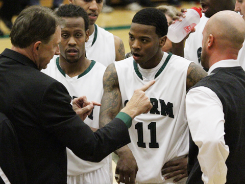 Wayne State 23-0 Run Too Much For Storm to Overcome