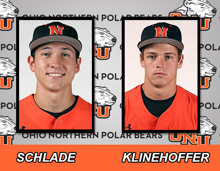 Big fourth inning lifts Baseball in nightcap as ONU splits twin-bill with Muskingum
