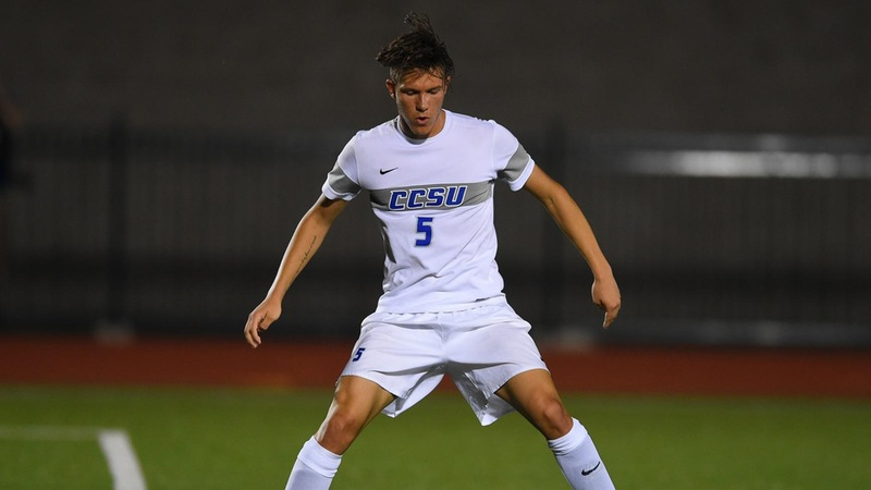 Men's Soccer Shorted in Double-Overtime 3-2 by LIU Friday