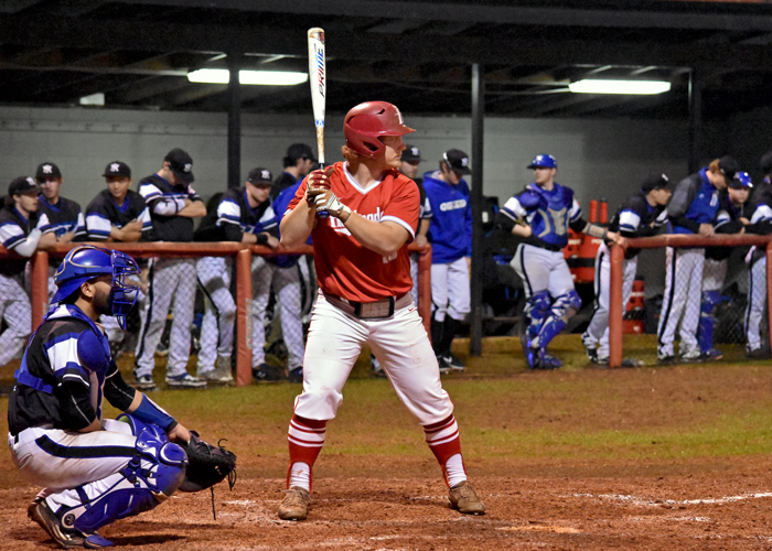 Heath Haskins was 2-for-4 with five RBIs and a run in Friday night's 16-3 win over North Park.