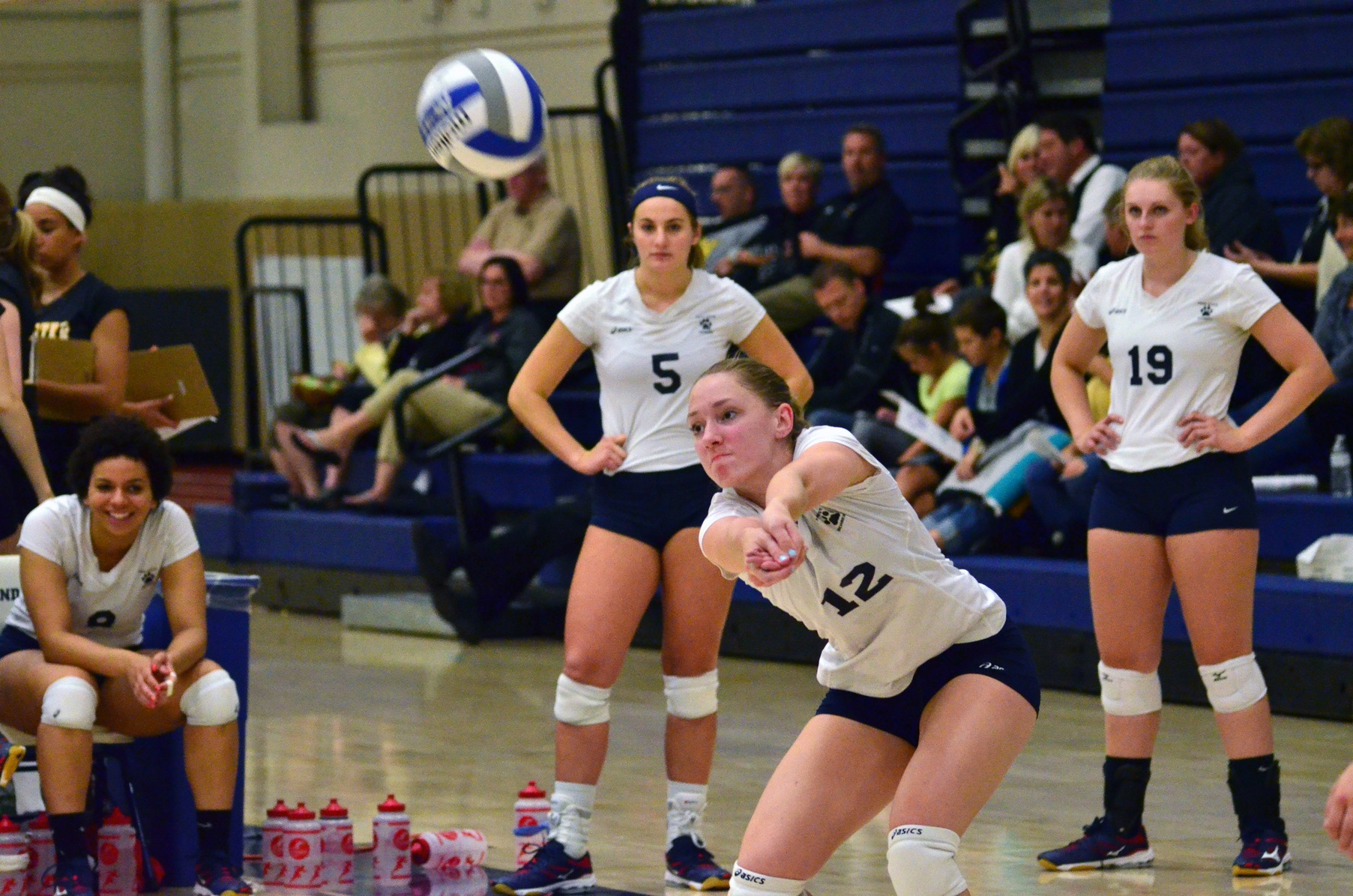 Volleyball Shuts Out SUNY Poly and Buffalo State