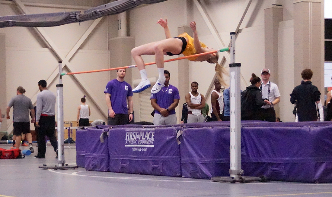Carroll, Tamasovich Set More School Records For Track & Field At Grand Valley State