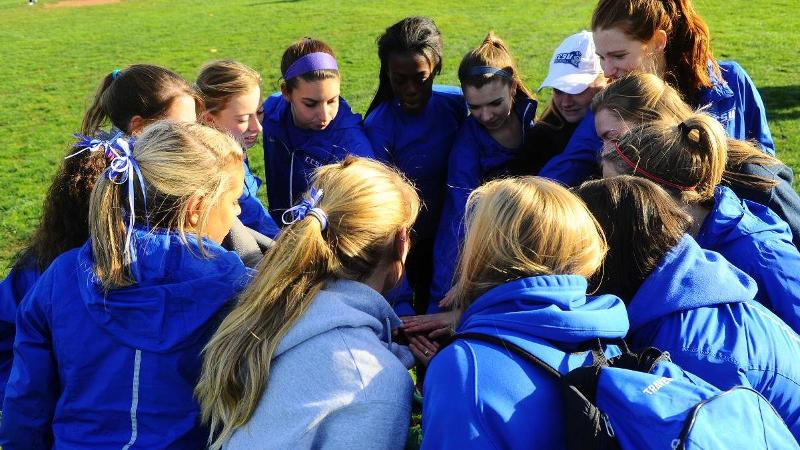 Women's XC Competes at NEC's Saturday