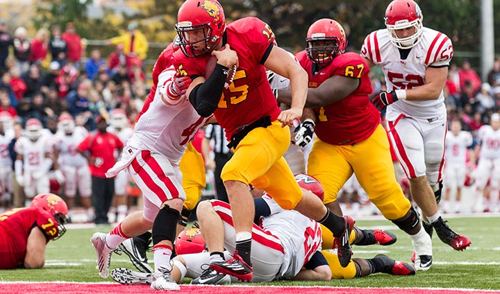 Ferris State's Jason Vander Laan Claims Football All-America Accolades