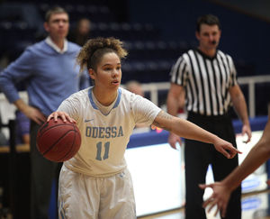 Lady Wranglers Roll Past Northern Oklahoma College-Tonkawa