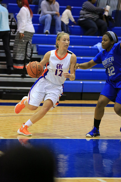 Lady Chargers roll over Roane State