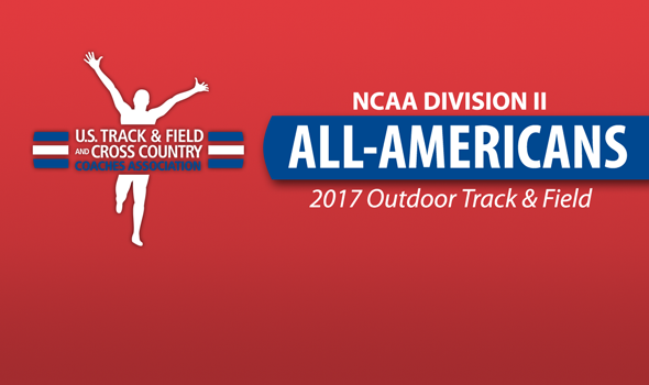 Five Cardinals Earn NCAA Division II Outdoor All-American Honors