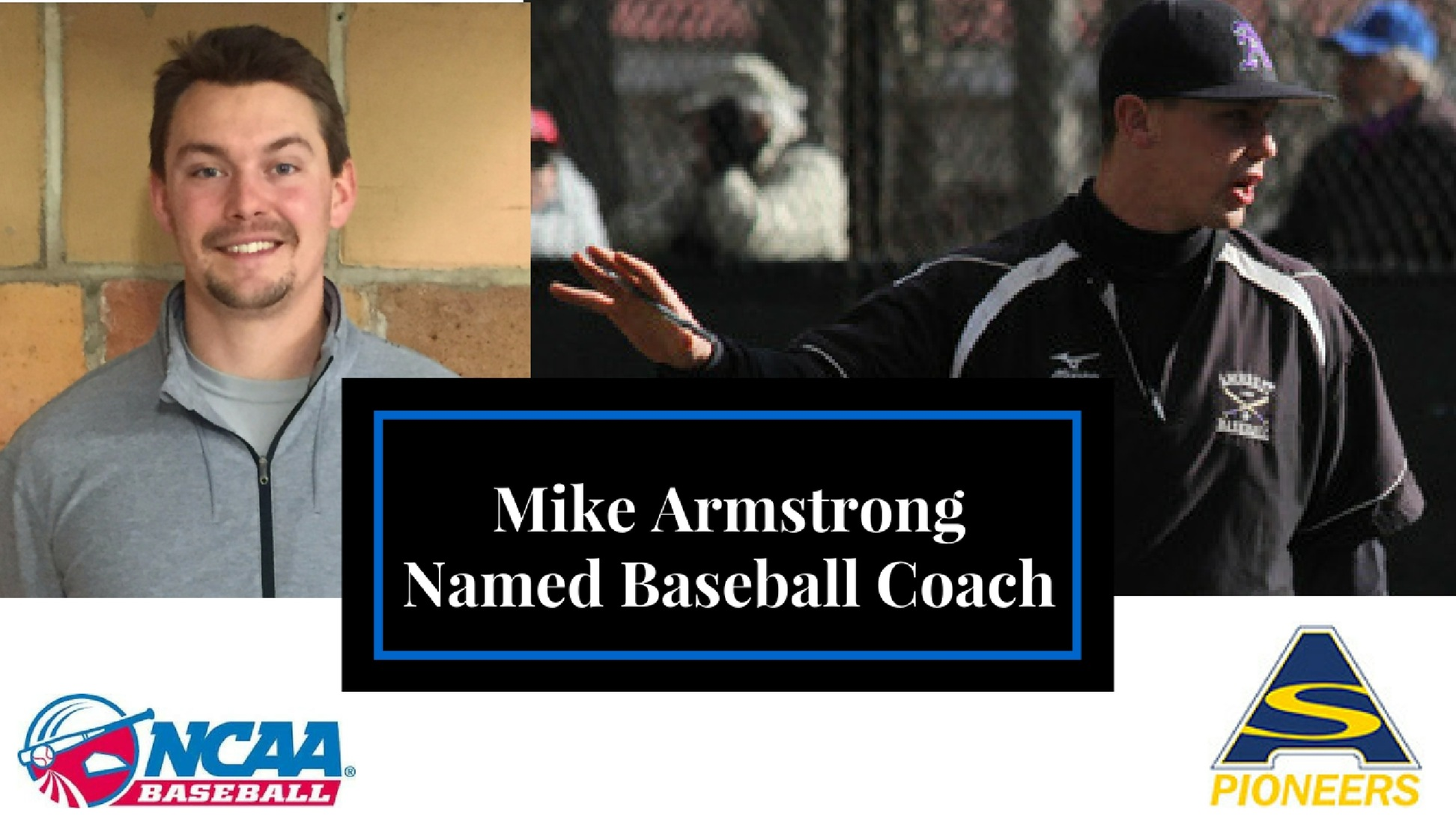 Armstrong Named New Baseball Coach