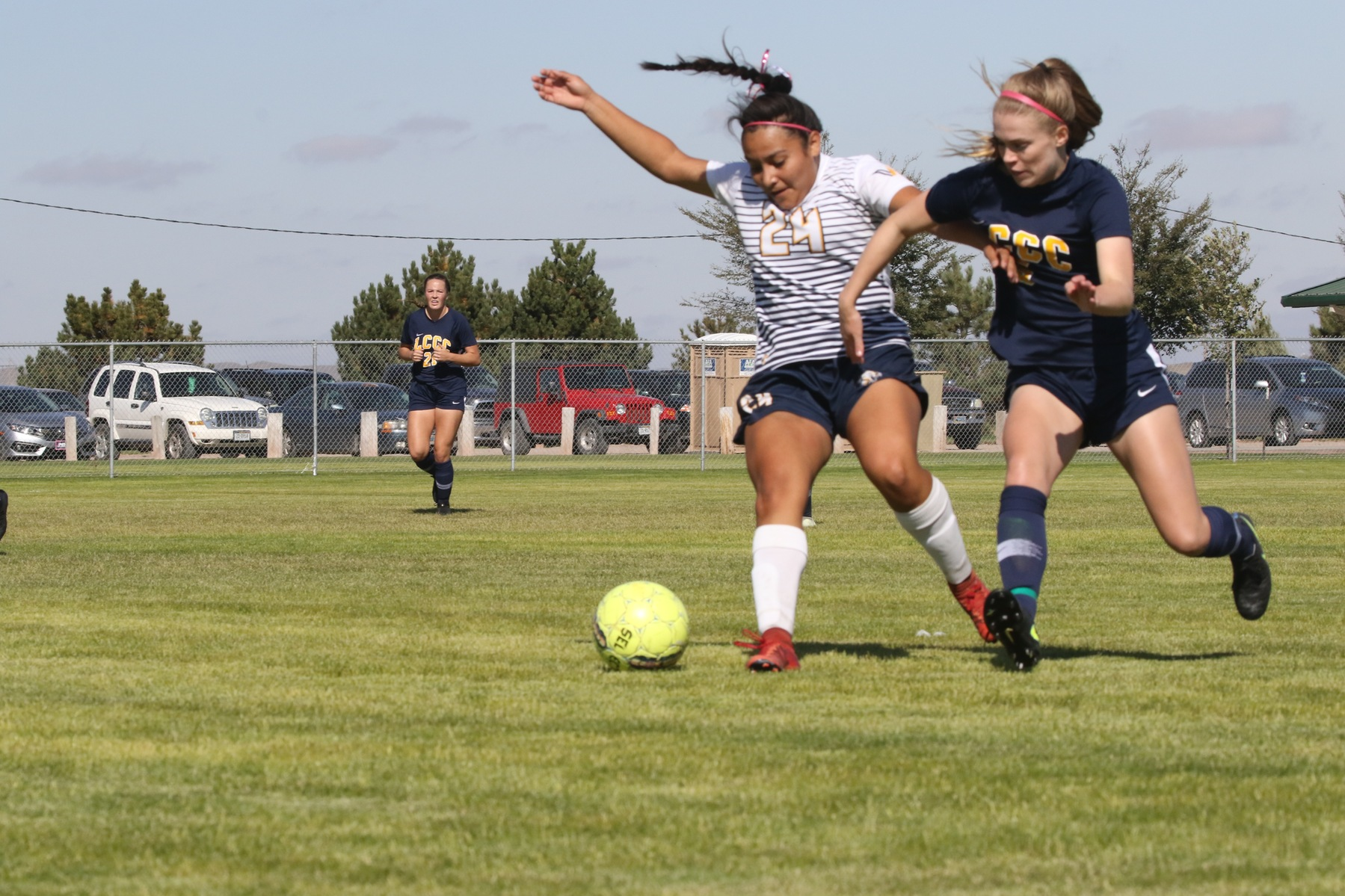WNCC women fall 1-0 to No. 4 LCCC