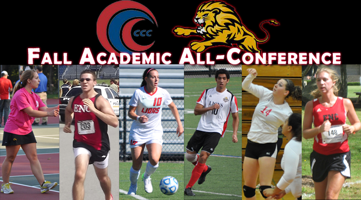 ENC Garners 33 Fall Academic All-Conference Selections