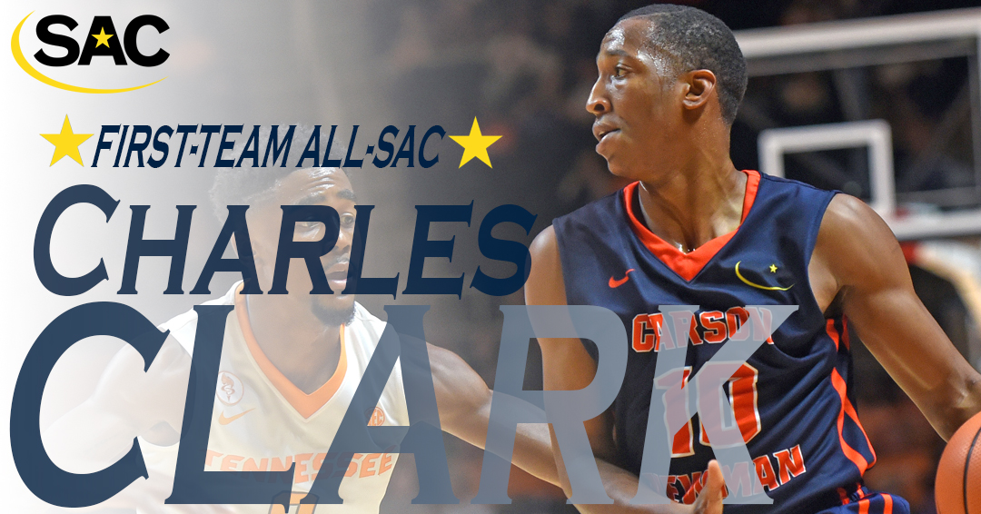 Clark, Jones grab all-conference honors from SAC