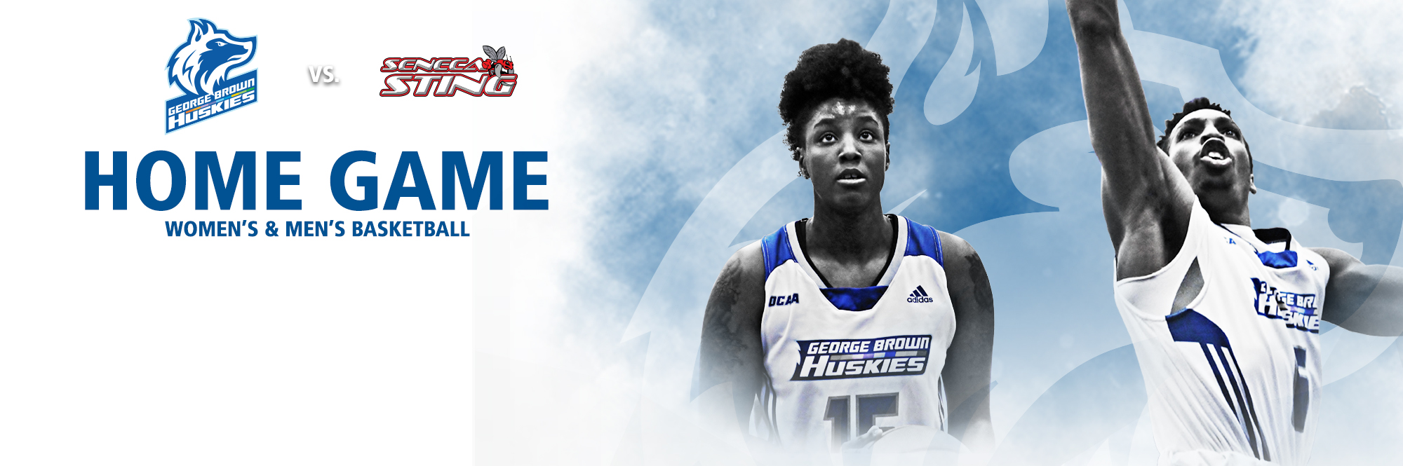 GEORGE BROWN BASKETBALL TO CELEBRATE SENIORS THIS SATURDAY IN REGULAR SEASON FINALE