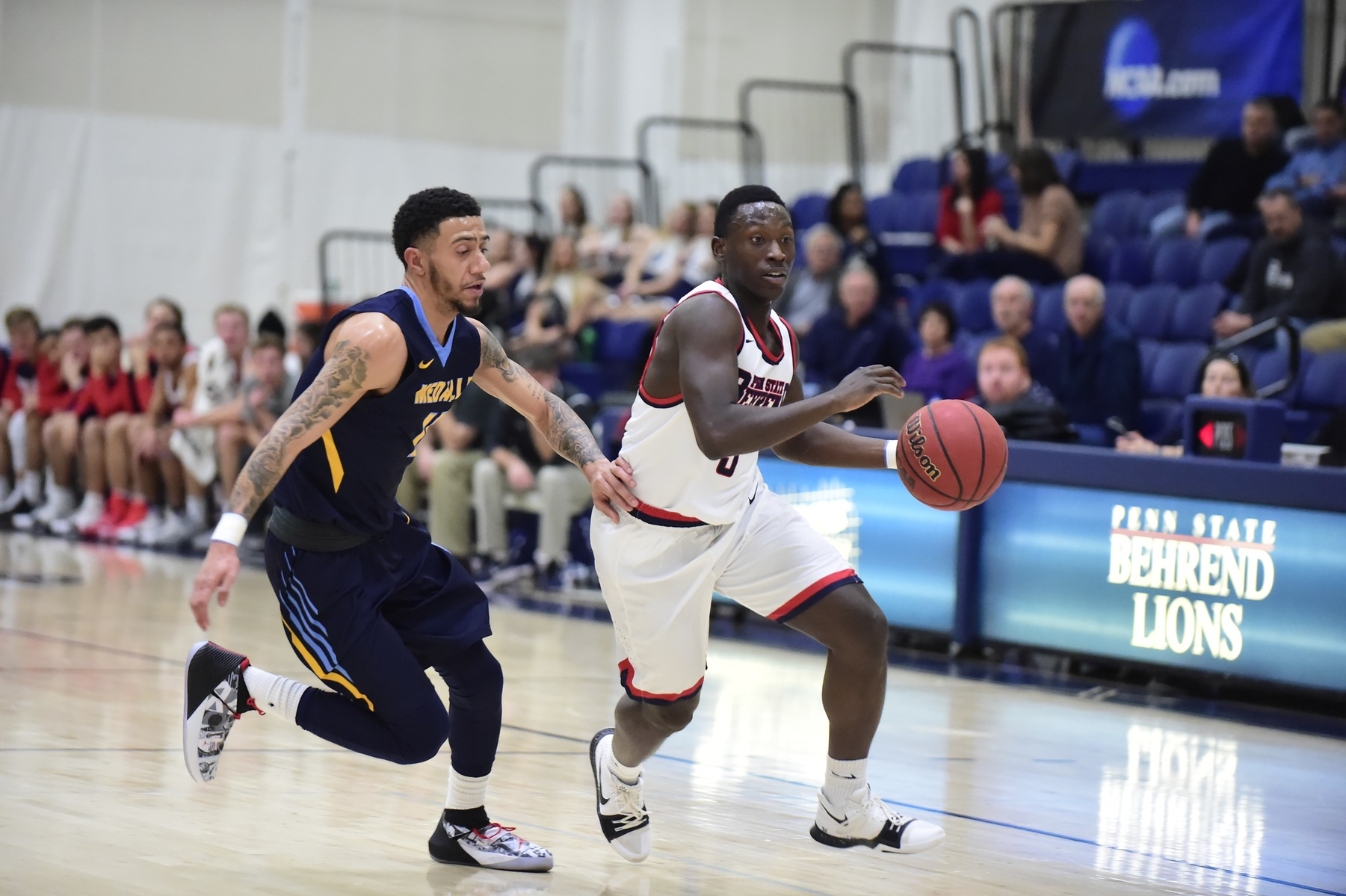 Men's Basketball Earns Fifth Straight Win