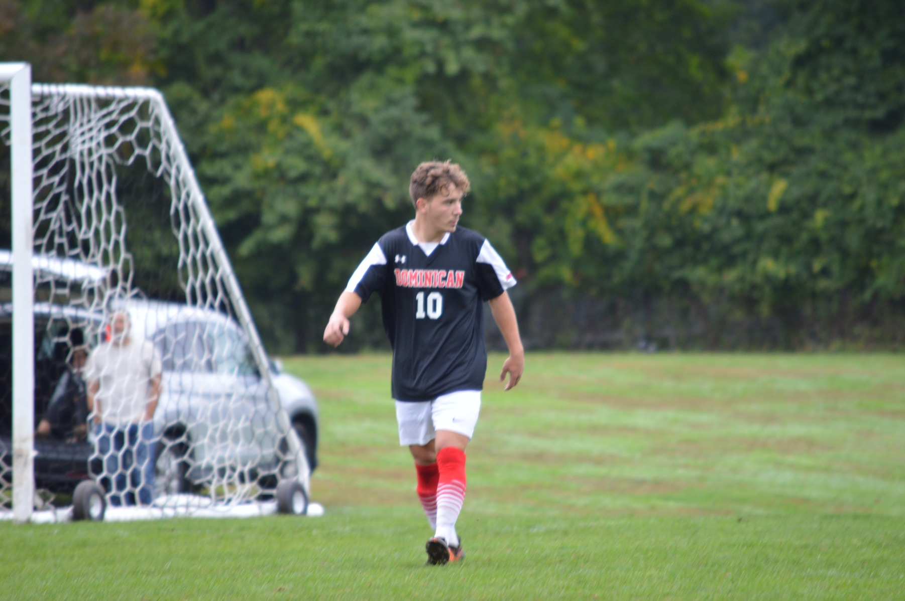 MEN'S SOCCER FALLS IN NON-CONFERENCE GAME TO MERCY COLLEGE