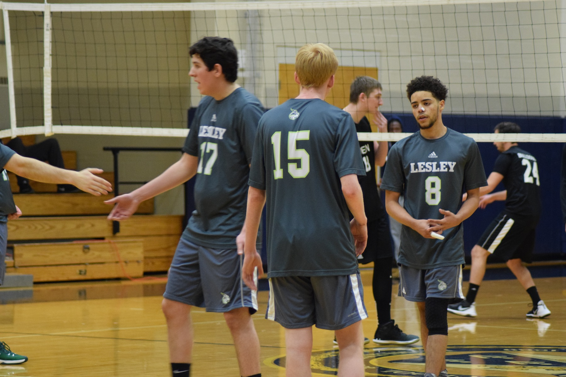 Lynx Drop Third Match of Day at Eastern Nazarene