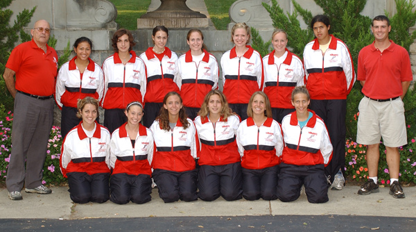 2003 Wittenberg Women's Cross Country