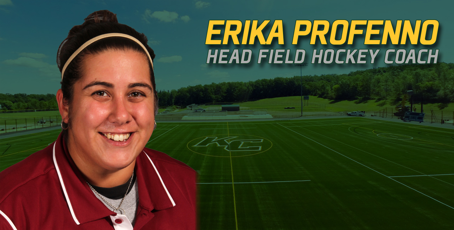 Erika Profenno Named New Keuka College Field Hockey Coach