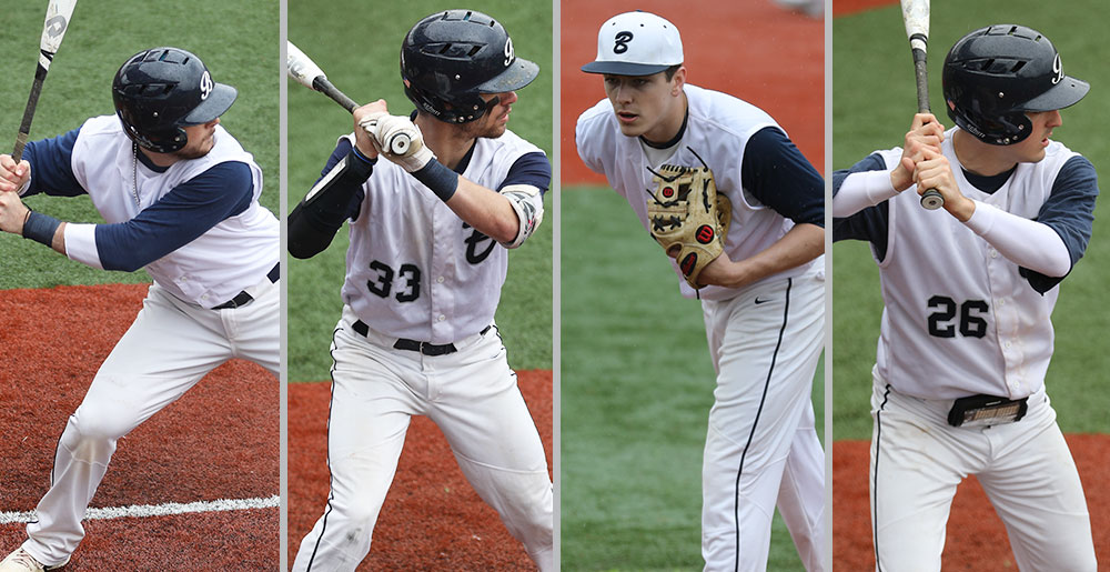 Penn State Brandywine's All-PSUAC Baseball Selections
