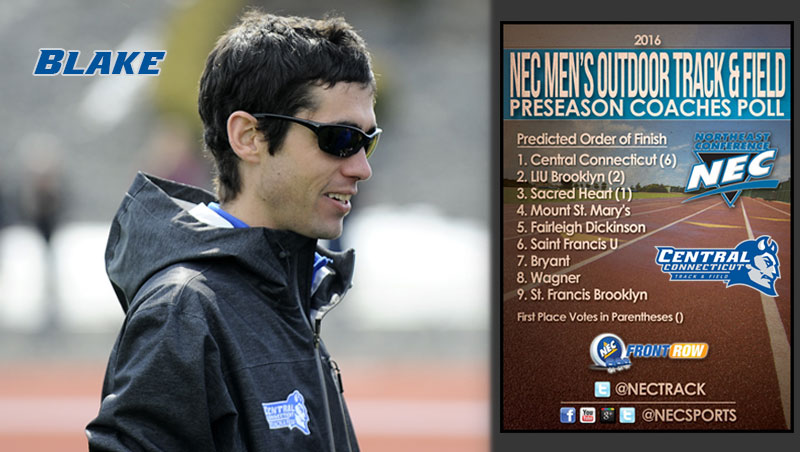 Men's Track & Field Picked to Three-Peat in Preseason Coaches' Poll