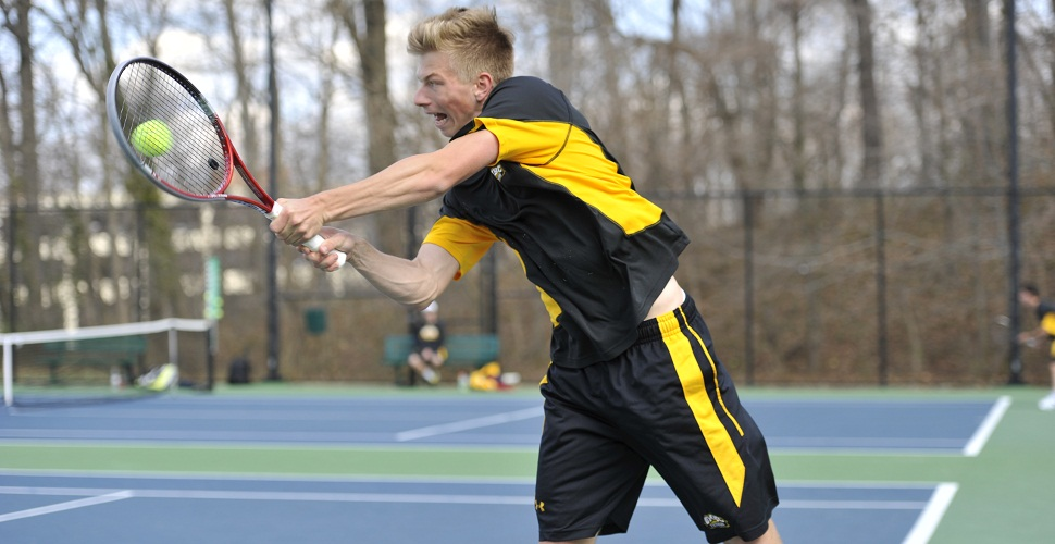Men's Tennis Tabbed No. 2 Seed as UMBC Prepares to Host America East Championships