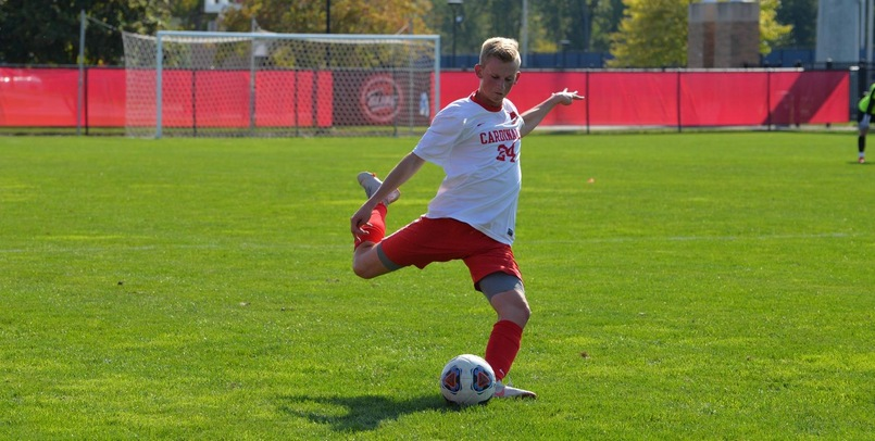 Pair of hat tricks lead Cardinals to 8-2 victory over Upper Iowa