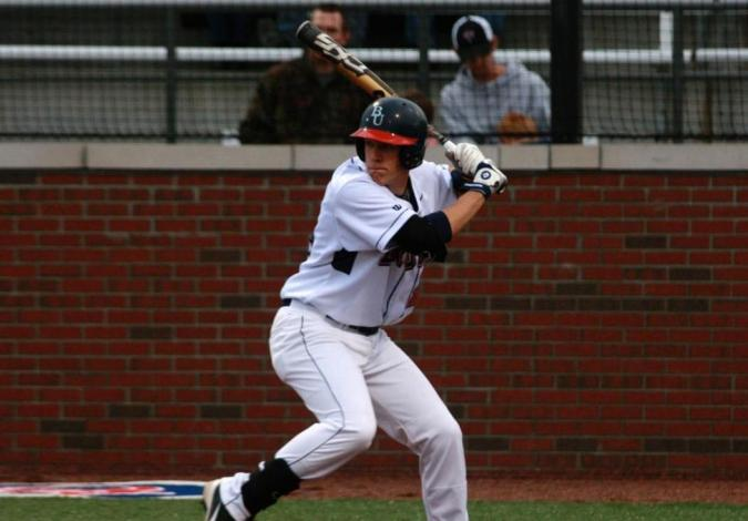 Baseball Shuts Out Morehead State Thursday