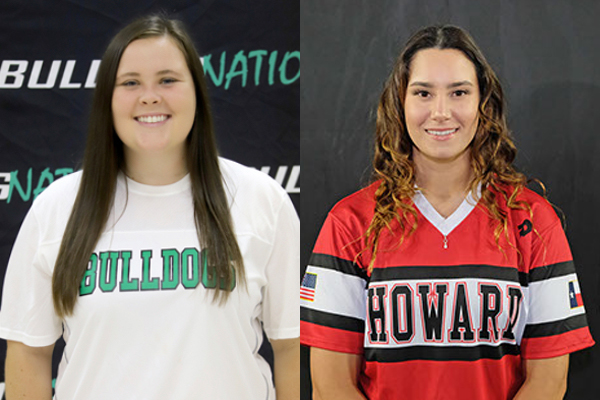 WJCAC Softball Players of the Week (April 2)