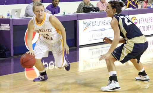 Battle of the Birds: Women's Basketball takes on the Owls