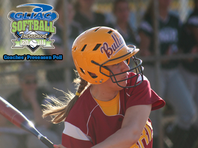 Ferris State was picked second in the GLIAC North Division Softball Preseason Poll.  (Photo by Eric Carlson)