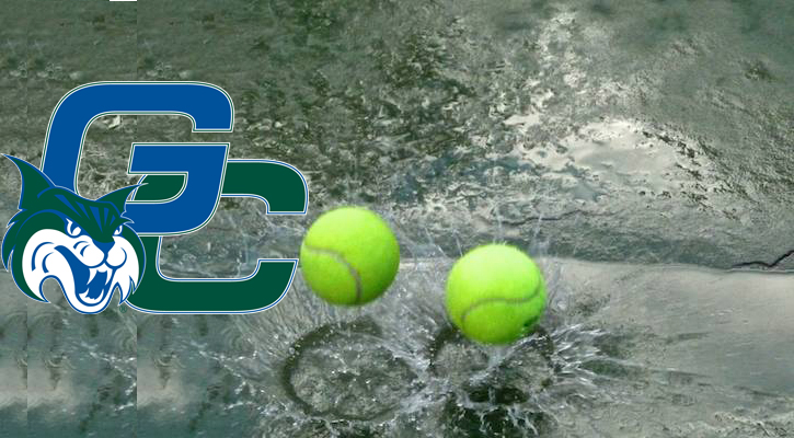 Rain Forces More Changes to GC Tennis Schedule