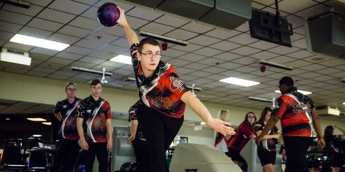 Zach Hazel was named American Heartland Bowler of the Year