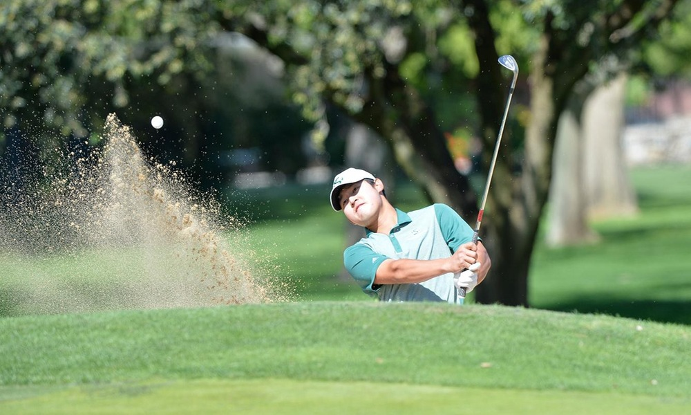 CHOI, BEVERLY, PARDEN ALL UNDER PAR AS MEN'S GOLF PULLS AWAY AT BIG SKY CHAMPIONSHIP