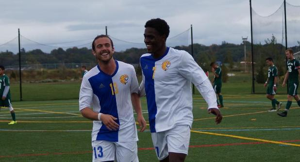 Men's Soccer Posts 1-0 Win Over Emmanuel