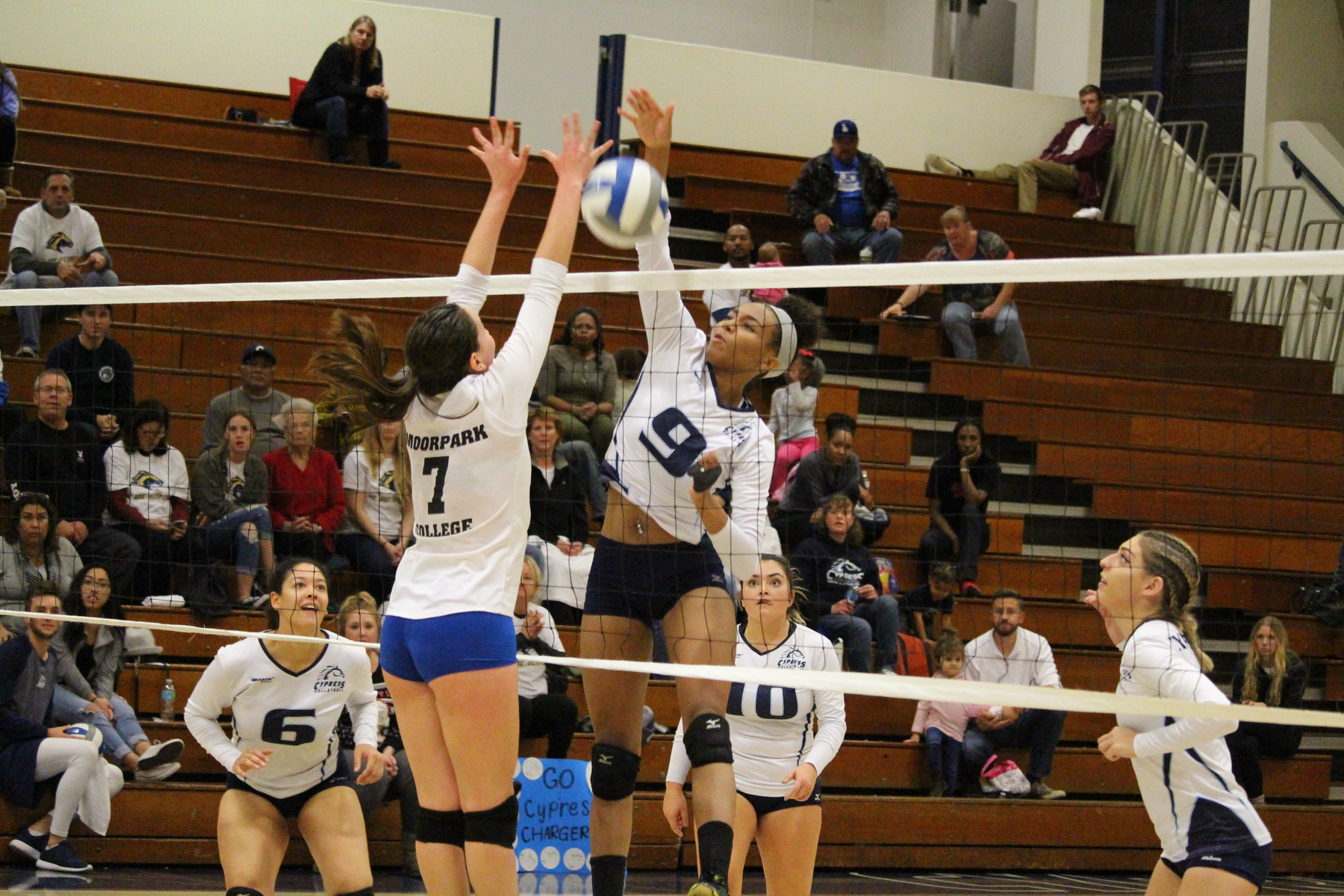 No. 13 Volleyball Finishes 2-1 at 32nd Annual San Diego Mesa Invitational