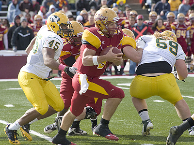 FSU Dominates NMU In Homecoming Triumph