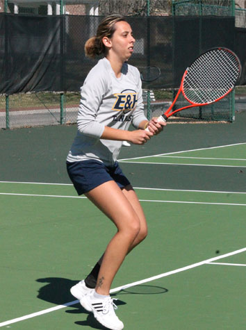 Emory & Henry Women's Tennis Drops Match To Guilford, 7-2, Saturday Afternoon
